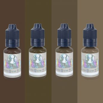 Perma Blend Medium 1 Colour Kit .5oz