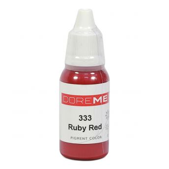 Doreme Lip Pigment Ruby Red 15ml