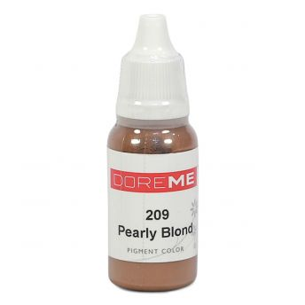 Doreme Eyebrow Pigment Pearly Blond 15ml