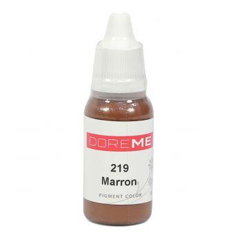 Doreme Eyebrow Pigment Marron 15ml