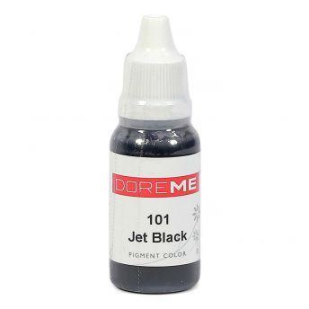 Doreme Eyeliner Pigment Jet Black 15ml