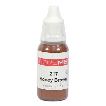 Doreme Eyebrow Pigment Honey Brown 15ml