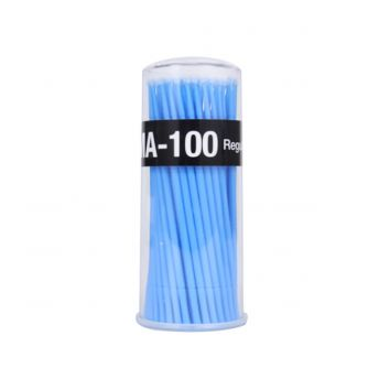 Micro Brushes Blue Regular 100