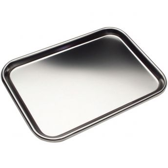 Stainless Steel Mayo Tray 27 x 36 x 2cm