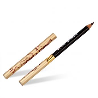 Eyebrow Golden Pencil and Brush