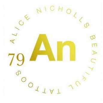 AN 79 Organic Pigment 4 x 10ml Lip Set