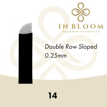 In Bloom  0.25mm Black Needle 14DS