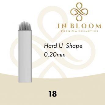 In Bloom 0.20mm Silver Needle 18UG