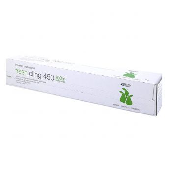 Prowrap Cling Film 45cm x 300mm Extra Wide Single