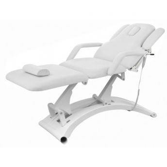 Spa Massage Couch White (3 motor)
