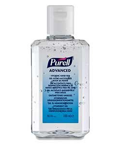 Purell 100ml Hand Sanitiser