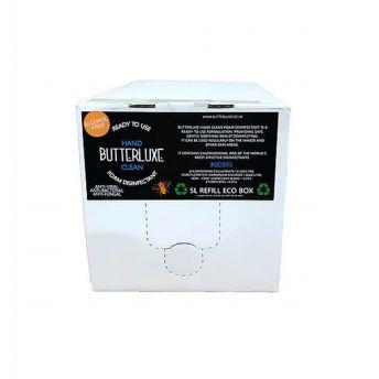Butterluxe Hand Sanitising Foam 5 Litre