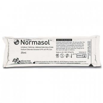 Normasol 25ml Distilled Water (25)