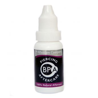 THC BPA Piercing Aftercare 10ml Single