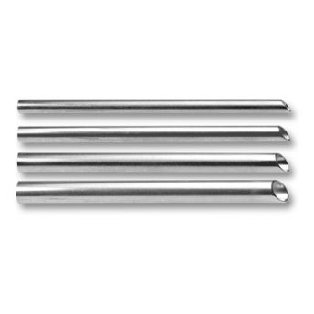Stainless Steel Receiving Tube (3 inch) 8G