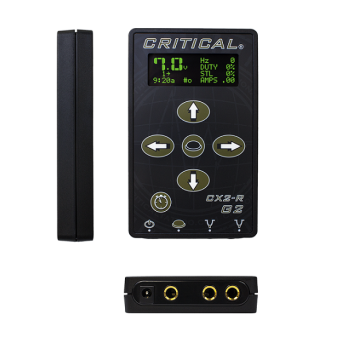 Critical Digital Power Supply CX-2-G2 with In-Built Receiver
