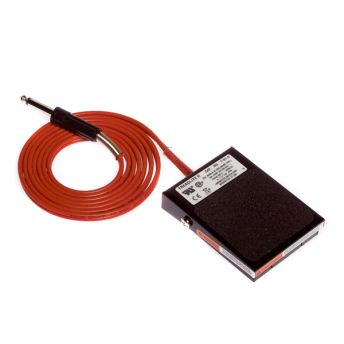 Eikon Treadlite Foot Switch 1/4 inch Red Mono Wire