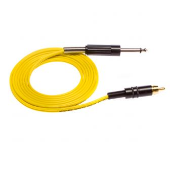 Eikon RCA Cord Yellow 6ft
