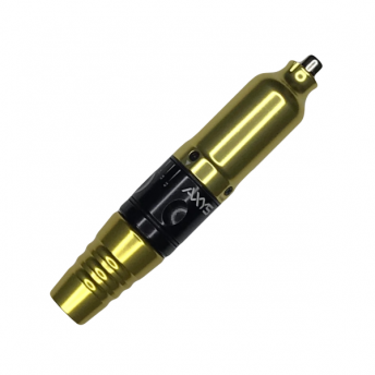 AXYS Valhalla Pen with Gold SLIM GRIP