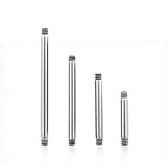 Titanium Barbell Bars 1.2mm