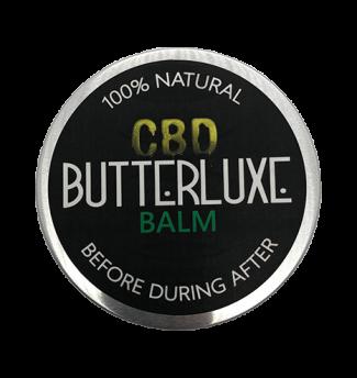 Butterluxe CBD Balm 50ml