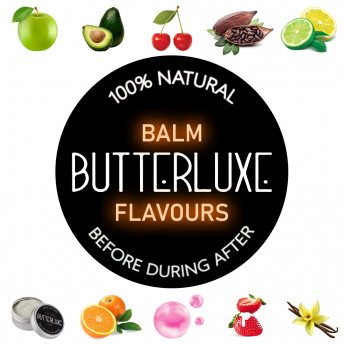 Butterluxe Balm 50ml Flavours