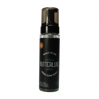 Butterluxe Green Soap Foam 200ml