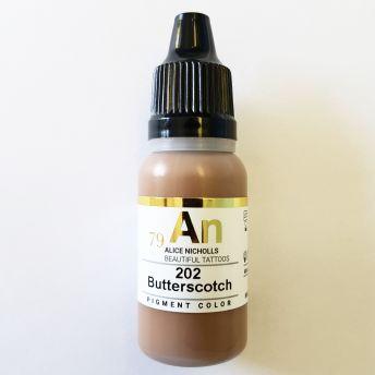 AN 79 Eyebrow Pigment Flaxon Butterscotch 10ml