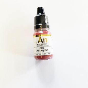 AN 79 Organic Lip Pigment Amaryllis 10ml