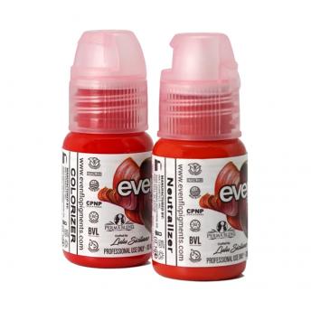 Perma Blend x Evenflo Lip Corrector Kit 0.5oz