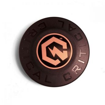Critical CXP19 Wireless Footswitch - Rose Gold and Black