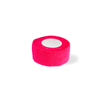 Cohesive Grip Tape NEON PINK 25mm