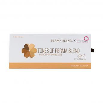 Perma Blend 6 x 15ml Fitzpatrick Set 2