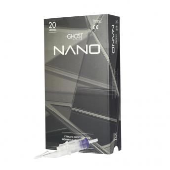 Ghost NANO 2 Liner LT 0.18mm Cartridge 20