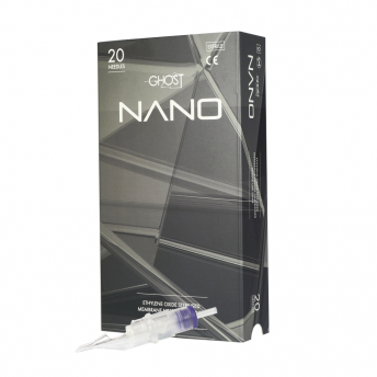 Ghost NANO 5 Magnum LT 0.30mm Cartridge 20