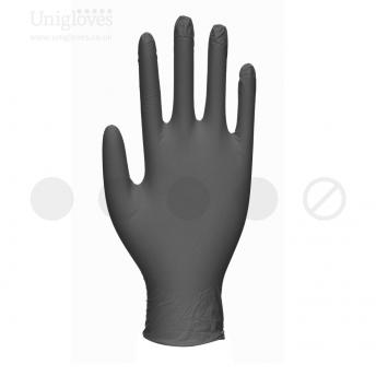BLACK PEARL NITRILE XL