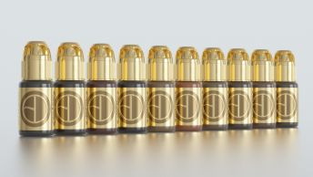 Perma Blend Brow Daddy Gold Collection 10 x 15ml SET