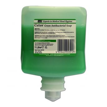 Cutan Green Soap 1 Litre