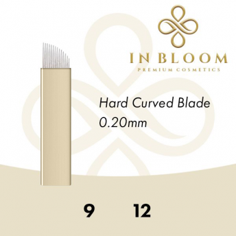 In Bloom Hard Curved 0.20mm Microblade (50)