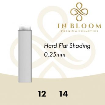 In Bloom Hard Flat Shading 0.25mm Microblade (50)