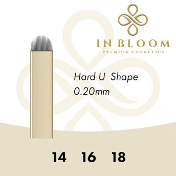 In Bloom Hard U Shape 0.20mm Microblade (50)