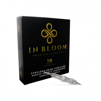 In Bloom Micro Flat Shader MEMBRANE Cartridges (0.30mm)