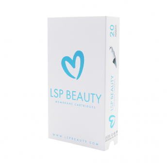 LSP Beauty Single Round Liner Cartridges (20)