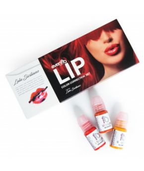 Perma Blend x Evenflo Lip Corrector Kit 0.5oz
