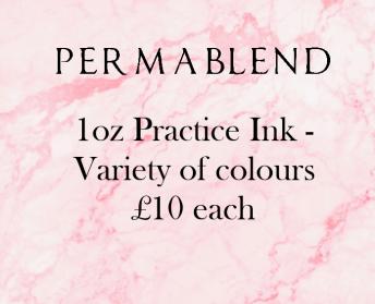 Perma Blend Practice Pigment 1oz