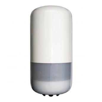 Mini Centrefeed Roll White Dispenser