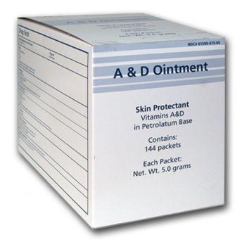 H & H Brand A&D Foil Packs (144)