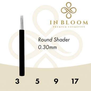 In Bloom Round Shader 0.30mm Microblade (50)
