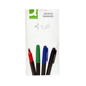 Fine Marker Pens (10 Colour Set)