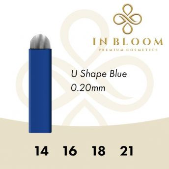 In Bloom U Shape 0.20mm Microblade (50)